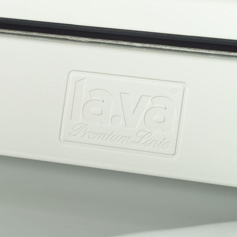 Lava V.100® Premium Logo