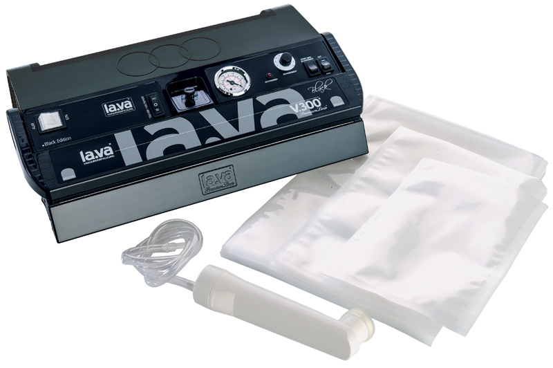 Lava V.300 Black